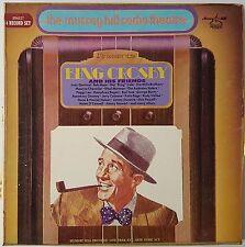 BING CROSBY & HIS FRIENDS 4 LP RECORD SET MURRAY HILL RADIO THEATRE (#R3300026)