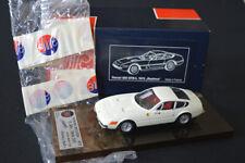 AMR AMR1104 FERRARI 365  GTB4 DAYTONA 1972  white packed as original
