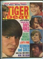 Tiger Beat July 1967 Monkees, The Seeds, Kurt Russell  MBX25