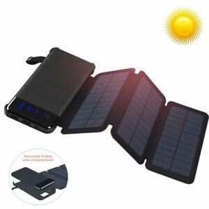 Outdoor Portable Solar Panel - 10000MAh