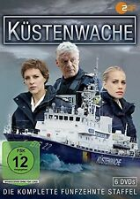 Küstenwache Staffel 15 NEU OVP 6 DVDs Folgen 226-251