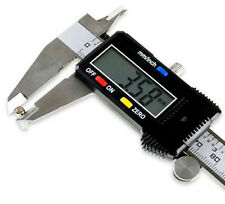 6 inch LCD Digital Vernier Caliper/Micrometer Gage 150 mm FREE DELIVERY