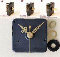Quarz Uhrwerk DIY lautlos kein Ticken kurze kleine Uhrzeigerset Zeiger-Sets TOP1