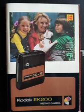 Appareil photo Polaroid Kodak