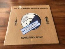 "WILKO JOHNSON & ROGER DALTREY Going Back Home UK vinyl 7"" SEALED/NEW"