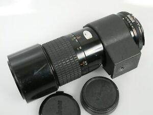 Nikon Micro - NIKKOR 200mm 1:4 4/200 AIS Nr. 209361   **ANKAUF**