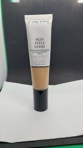 Lancome skin feels good hydrating skin tint healthy glow nude vanilla 01N.F.Ship