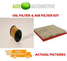 DIESEL SERVICE KIT OIL AIR FILTER FOR VAUXHALL CASCADA 2.0 165 BHP 2013-