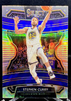 Stephen Curry 2019-20 Panini Select Silver Prizm Concourse Level Warriors #91 S1