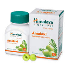 Himalaya Wellness Pure Herbs Amalaki with Amla, Boost Immunity Health 60 Tablets