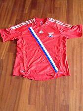 Maglia RUSSIA Adidas, Europei 2012. Taglia L