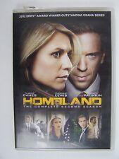 Homeland: Season 2 DVD Box Set