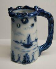 Puzzle Mug Jug Stein Vulkan Pottery, Germany Antique