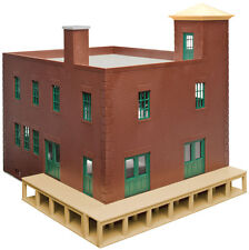 ESCALA 0 Kit Construcción EDIFICIO DE FÁBRICA 6909 NEU