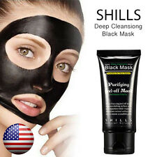 SHILLS Deep Cleansing Black Mask purifying blackhead Face Mask