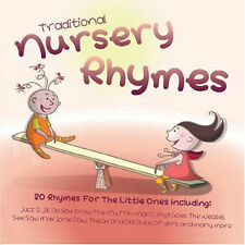 Childrens Traditional Nursery Rhymes - CD - BRAND NEW SEALED