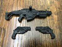 "GI Joe Classified Series Cobra Trooper Weapons Lot For 6"" Scale Action Figures"