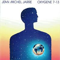 (CD) Jean Michel Jarre - Oxygene 7-13 - Original Album (1997)