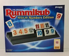 Rummikub The Original Rummy Tile Game Rummikub REGULAR Numbers Edition  *202