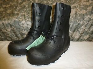 MICKEY MOUSE BOOTS US -20° No Valve Cold Weather 7 X-Wide Hood QMC New #15