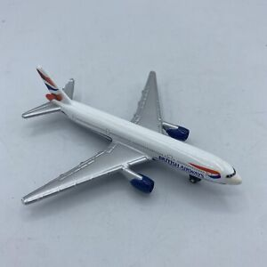 Matchbox British Airways 2005 Diecast Plane Mattel Boeing 777