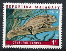 STAMP / TIMBRE DE MADAGASCAR NEUF N° 523 ** FAUNE / CAMELEON