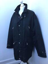"Men's/Unisex Calvin Klein black padded jacket / coat XL 42-44"""