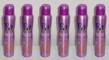 (1L=14,92€) 6x Fa Purple Passion Sensual Scent Deo Spray, 6x200ml