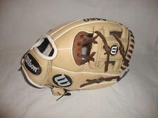 New Wilson A450 Youth Baseball AO4RB191075 Glove 10.3/4 Inch RHT Dustin Pedroia