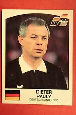 Panini EURO 88 N. 263 PAULY WITH BACK VERY GOOD/MINT CONDITION!!!