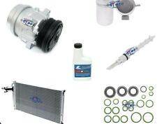 A/C Compressor & Condenser Kit Fits Chevrolet S10 GMC Sonoma 98-03 L4 2.2L 67291