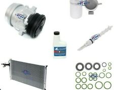 A/C Compressor & Condenser Kit Fits Chevrolet S10 GMC Sonoma 98-03 OEM V7 67291