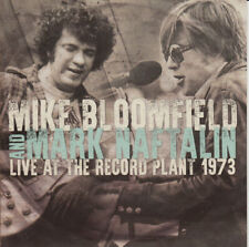 Mike Bloomfield & Mark Naftalin - Live At The Record Plant 1973 (2017)  CD  NEW