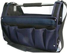 BizLine OPEN MOUTH TOTE TOOL BAG TTOM 490mm Heavy Duty Bar With Cushion Grip