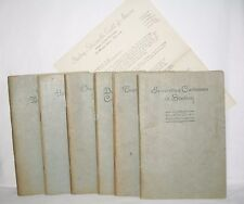 Course of Selling Sterling Silver Units 1-6 1927 by Sterling Silversmiths Guild