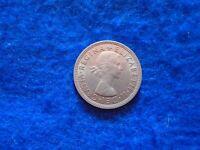 QUEEN ELIZABETH II, 1965 TWO SHILLINGS COIN