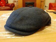 Barbour Flat Cap Size Medium New