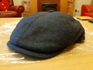 Barbour Flat Cap Size Medium New