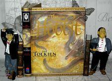 The Hobbit, J.R.R. Tolkien, Illustrated, Hardback, 2001, Harper Collins.