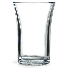 Reuseable Polystyrene Shot Glasses CE 0.9oz / 25ml x 100 | Plastic Shot Glasses