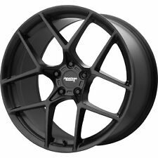 American Racing 20x9 AR924 Crossfire Wheel Satin Black 5x4.5/5x114.3 +35mm 6.38""
