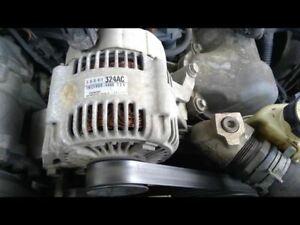 Alternator Denso Manufacturer ID L3C Fits 99-00 GRAND CHEROKEE 193537