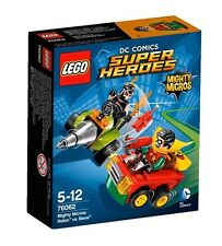 LEGO® MARVEL SUPER HEROES - ROBIN VS. BANE - Lego 76062 - NEU