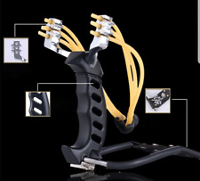 Tirachinas slingshot de acero deportivo, profesional, caza, competició ENVIO 48H