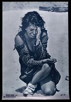 Poster Die Ciociara Sophia Loren Sofia Vittorio De Sica Belmondo Kino P03