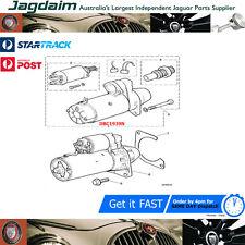 New Jaguar XJ40 XJ6 Starter Motor DBC1939N DBC1939E