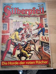 Comic aus dem Bastei Verlag   SILBERPFEIL  157