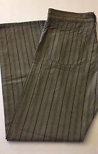 Guess Jeans Men's 36/32 Club Pants Snap Front Very Rare Vintage