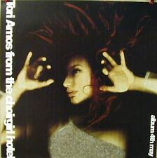 "Music Poster~Tori Amos 18x18"" From The Choirgirl Hotel 1998 Uk Import Original~"