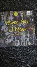 Justin Bieber Where Are U Now yellow disc RSD vinyl